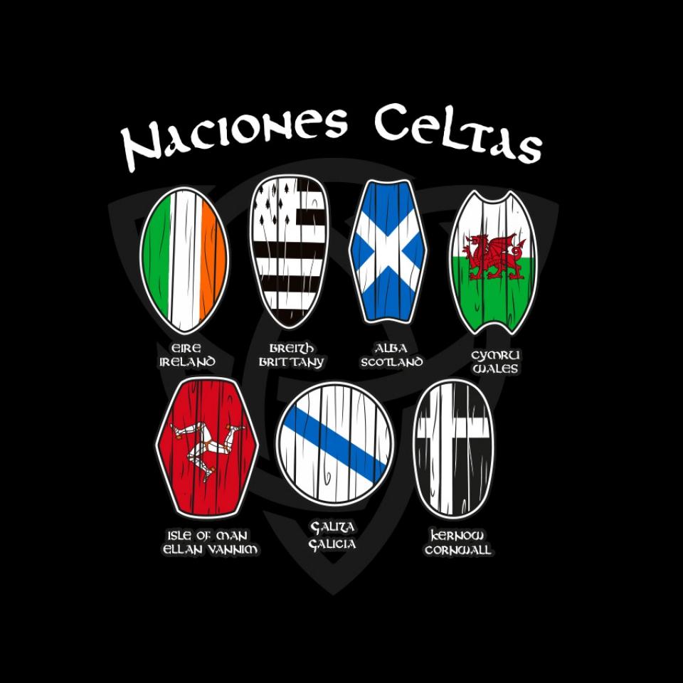 Naciones celtas
